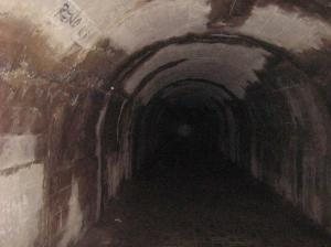 Badan Terowongan Kelud