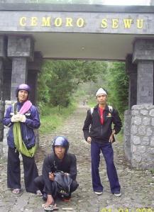 Gerbang Pendakian Lawu_ Cemoro Sewu