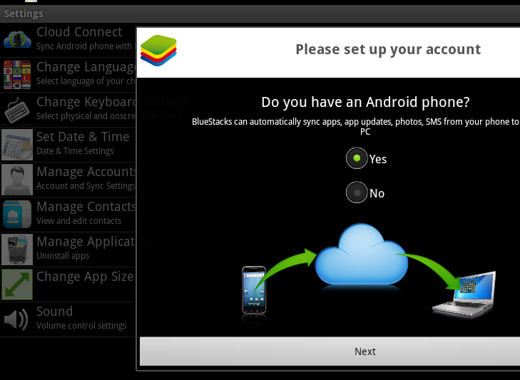 AndroidTips - Install BBM Wechat Whatsapp Line Aplikasi
